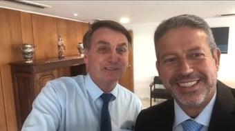 IMAGEM: Arthur Lira encaminhou voto a favor de filho de ministro do STJ