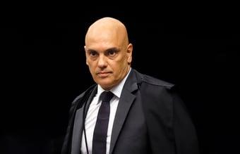 IMAGEM: URGENTE: Alexandre de Moraes é o novo relator da investigação sobre Bolsonaro