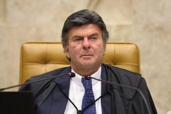 IMAGEM: Fux rejeita decidir no STF ação que pode reabrir caso da facada em Bolsonaro