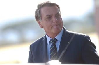 IMAGEM: Bolsonaro diz que não aumentará a Cide