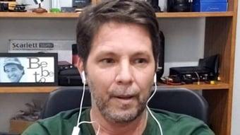 IMAGEM: Mário Frias passou o fim de semana bloqueando críticos no Twitter