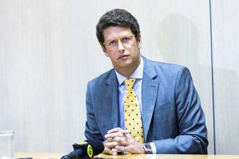 IMAGEM: Justiça de São Paulo absolve Ricardo Salles por improbidade administrativa