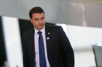 IMAGEM: As missões oficiais de Flávio Bolsonaro