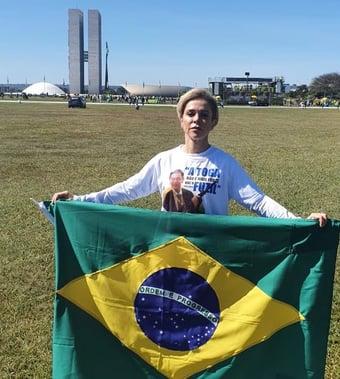 IMAGEM: Candidatura não garante imunidade, diz desembargador que manteve prisão de Cristiane Brasil