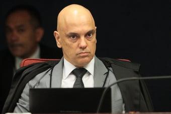IMAGEM: Senadores apresentam novo pedido de impeachment de Alexandre de Moraes