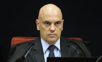 IMAGEM: Fux nega pedido para retirar de Moraes relatoria de inquérito das fake news
