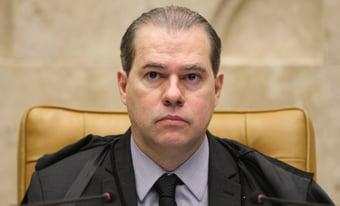 IMAGEM: Toffoli suspende uso de 'legítima defesa da honra' para absolver réus por feminicídio