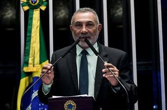 IMAGEM: Áudio: 'se o cara não presta, pode até morrer', diz senador sobre jornalista sequestrado