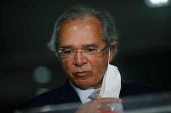 IMAGEM: Reforma administrativa é para impedir que privilégios valham para o futuro, diz Guedes