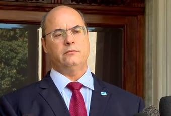 IMAGEM: Witzel quer que STF debata impeachment em plenário