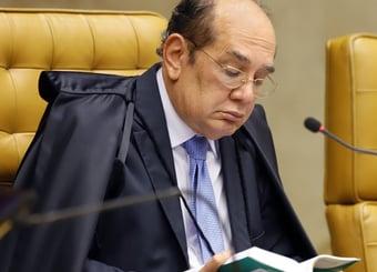 IMAGEM: Gilmar tira da Lava Jato ações contra Jucá e Lobão