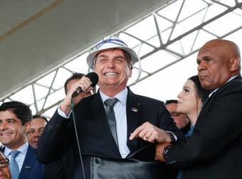 IMAGEM: Bolsonaro engole o eleitorado lulista