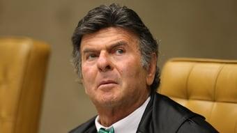 IMAGEM: Fux se sente desprestigiado com escolha de Kassio Marques para o STF