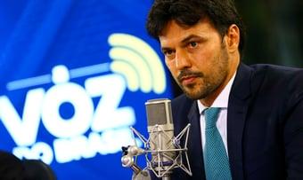 IMAGEM: Governo vai 'enxugar' a EBC, mas não privatizar, diz Fábio Faria
