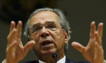IMAGEM: Renda Brasil será lançado na terça, diz Guedes