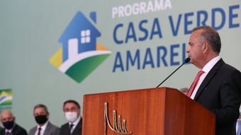 IMAGEM: Casa Verde e Amarela terá orçamento anual 50% maior que Minha Casa, Minha Vida