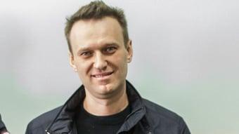 IMAGEM: Navalny pode morrer nos próximos dias, diz porta-voz