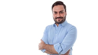 IMAGEM: Novo suspende candidatura de Filipe Sabará em SP