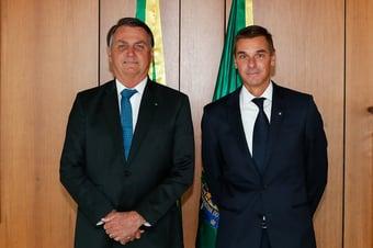 IMAGEM: Presidente do Banco do Brasil cansou de Brasília