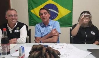 IMAGEM: PF intima advogado que criticou Bolsonaro