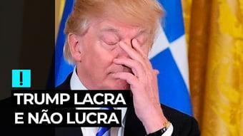 IMAGEM: Vídeo: Trump lacra e não lucra