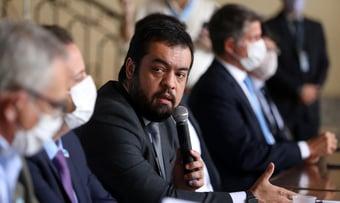 IMAGEM: Governador do Rio diz que projeto de ajuda a estados deve ser votado em um mês