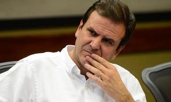 """IMAGEM: Vereador do Novo se queixa do """"lockdown"""" de Paes"""