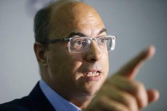 IMAGEM: Witzel terá de sair do Palácio das Laranjeiras