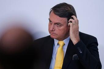 IMAGEM: Bolsonaro diz que eleição nos EUA teve 'muita denúncia de fraude'