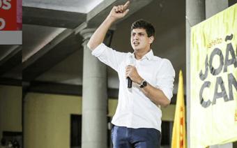 IMAGEM: Ibope no Recife: João Campos mantém liderança