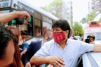 IMAGEM: Justiça boliviana anula ordem de prisão contra Evo Morales