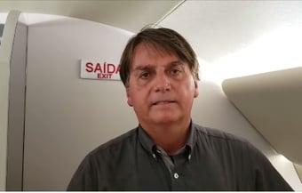 IMAGEM: Para Marco Aurélio, Bolsonaro não pode bloquear seguidores em redes sociais