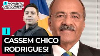 IMAGEM: MOMENTO ANTAGONISTA: Cassem Chico Rodrigues!