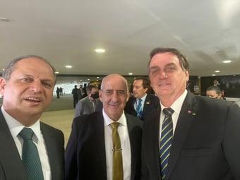 """IMAGEM: """"É criminosa essa posição do Congresso brasileiro"""""""