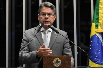 IMAGEM: Senador propõe prorrogar decreto de calamidade até março