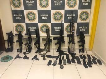 IMAGEM: Operação policial contra milícia mata 12 no RJ