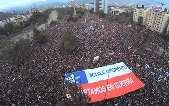 IMAGEM: Não há correlação clara entre plebiscito no Chile e 'não' à direita