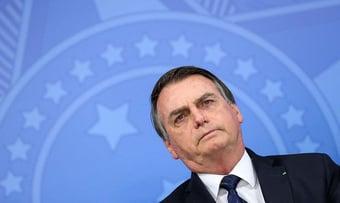 IMAGEM: Bolsonaro sobre 2022: 'Se a gente não tiver voto impresso, pode esquecer a eleição'
