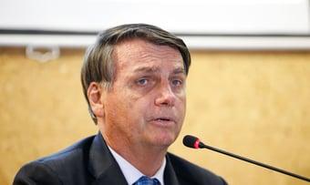IMAGEM: Bolsonaro edita MP para barreiras sanitárias contra Covid-19 em áreas indígenas