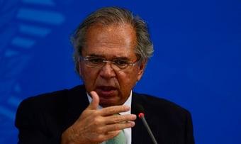 IMAGEM: Guedes confirma repasse de R$ 60 mi ao Meio Ambiente