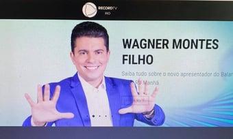 IMAGEM: Justiça proíbe TV Record de fazer 'propaganda subliminar' para Crivella