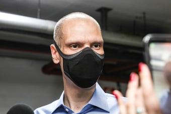 IMAGEM: Covas: não há segunda onda, mas pandemia continua