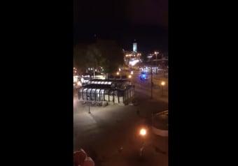 IMAGEM: Estado Islâmico reivindica autoria de ataque terrorista em Viena