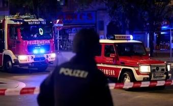 IMAGEM: Áustria foi alertada sobre terrorista, mas não agiu