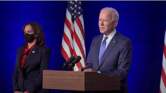 IMAGEM: Biden nomeia militar trans para equipe de transição