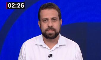 IMAGEM: Em programa de governo, Boulos promete anular reforma previdenciária e reverter terceirização com mais concursos