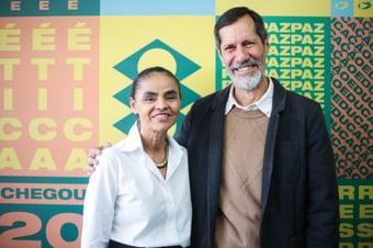 IMAGEM: Eduardo Jorge não concorda com apoio da Rede a Manuela em Porto Alegre