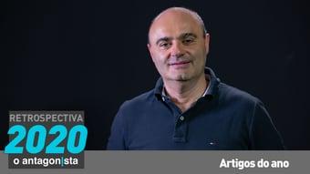 """IMAGEM: Mario Sabino: """"Moro, atire pedra em todo cão que ladra"""""""