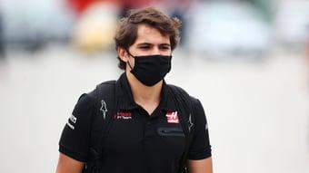IMAGEM: Neto de Fittipaldi substituirá piloto que se acidentou no domingo