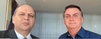 """IMAGEM: Ricardo Barros diz que Bolsonaro saiu """"vitorioso"""" das eleições"""